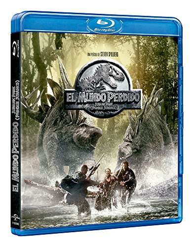 Jurassic Park 2 - 2018 Edition [Blu-ray]