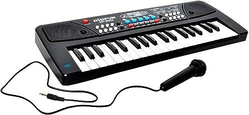 Blue Eyes Traders 37 Key Piano Keyboard Toy