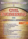 Civil Engineering For Objective Type Questions & Answers