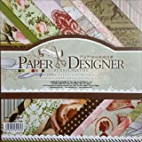 CraftDev Design Printed Papers for Art n...