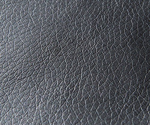 Couch Clovis Schwarz mit Hocker Wohnlandschaft Modulsofa - 4