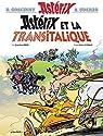 Astérix, tome 37 : Astérix et la Transitalique par Conrad