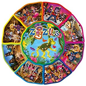 Zingzillas 10 in a Box Jigsaw