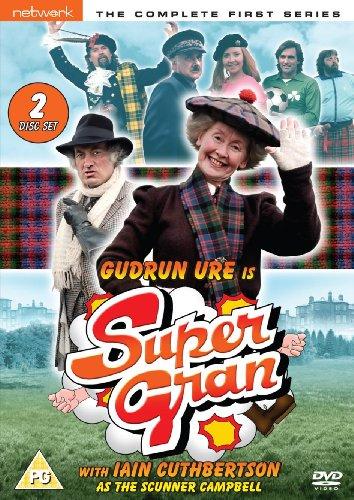 Super Gran - Complete Season 1 [2 DVDs] [UK Import]