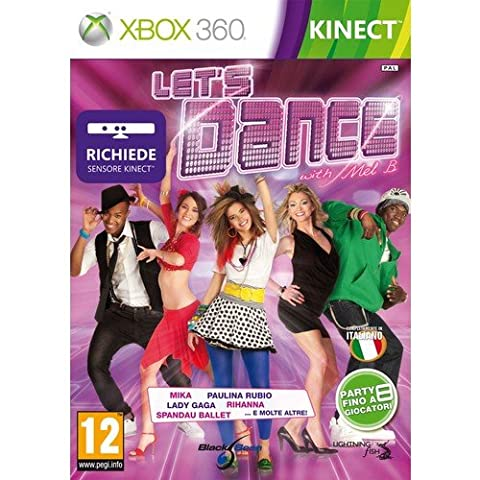 LET'S DANCE WITH MEL B X-360
