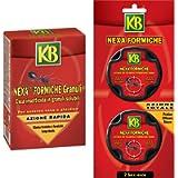 KB Nexa Formiche Granuli, 800g & Nexa Formiche Esca, 2x10g