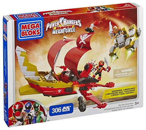 Mega Bloks Gioco Di Costruzioni Dei Power Rangers La Resa Dei