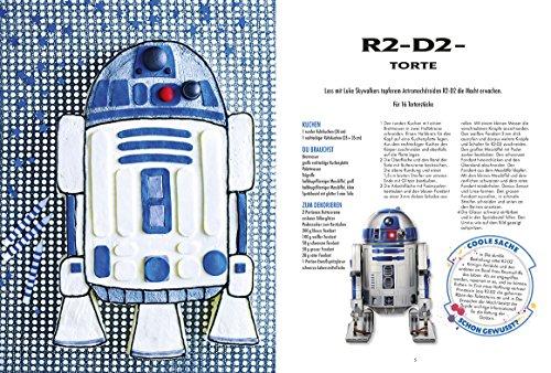 Star Wars™ Backbuch: Kuchen, Torten und Cookies - 3