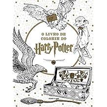O Livro de Colorir do Harry Potter (Em Portuguese do Brasil)