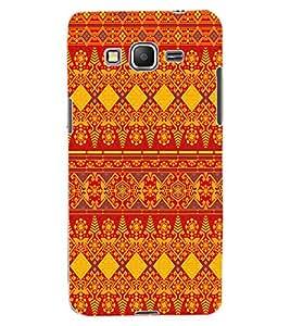 ColourCraft Tribal Design Back Case Cover for SAMSUNG GALAXY GRAND PRIME G530H