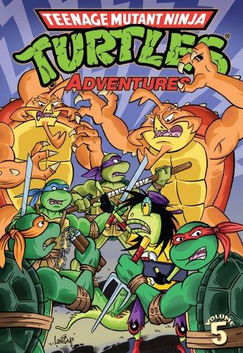 Teenage Mutant Ninja Turtles Adventures Vol. 5 (English ...