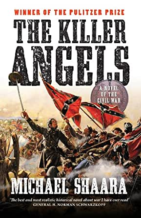literary analysis of the fictional novel the killer angels by michael shaara Children a literary analysis of the fictional novel the killer angels by michael shaara a breakdown an analysis of on the duty of civil disobendience and more.