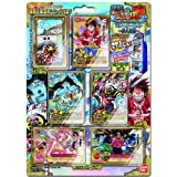 Data Carddass [ONE PIECE] Onepy Berry Match IC Starter Set -Fishman Island Arc- (japan import)