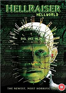 Hellraiser VIII: Hellworld [DVD]
