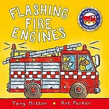 Amazing Machines: Flashing Fire Engines: Amazing Machines 2 (English Edition)