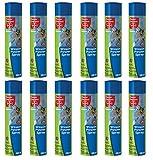 12x 500ml Bayer hojas ANEX avispas de Power Spray, 6m Inyección