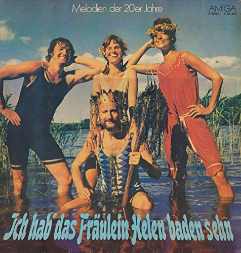 Hagaw - Ich Hab' Das Fräulein Helen Baden Sehn - AMIGA - 8 55 398