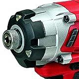 Einhell Akku Schlagschrauber TE-CI 18 Li Power-X-Change (Lithium Ionen, 18 V, 140 Nm, 3 Power LED's, Koffer, inkl. 1,5 Ah Akku und Ladegerät) - 6