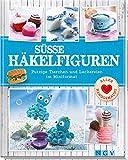 Süße Häkelfiguren: Putzige Tierchen und Leckereien im Miniformat