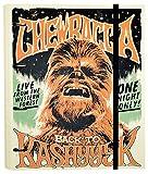 Grupo Erik Editores Carpeta 4 Anillas Troquelada Premium Star Wars Chewbacca