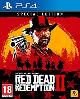 Red Dead Redemption 2 Special Edition (PS4) (B07DJ6MLMB) | Amazon price tracker / tracking, Amazon price history charts, Amazon price watches, Amazon price drop alerts