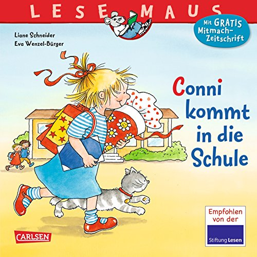 LESEMAUS, Band 46: Conni kommt in die Schule