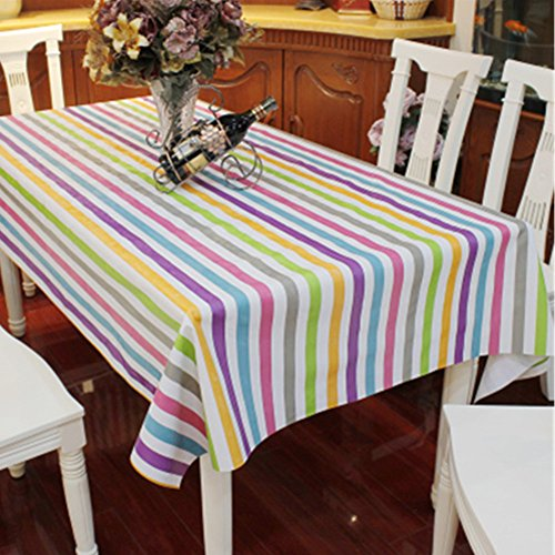 spritechtm-539-39-rectangular-rainbow-waterproof-pvc-plastic-table-cloth-table-cover