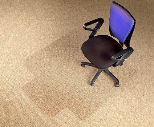 Büro & Schreibwaren Bodenschutzmatte Schutzmatte Transparent Bodenmatte Stuhlunterlage Wunschmaß 1a Hell In Farbe