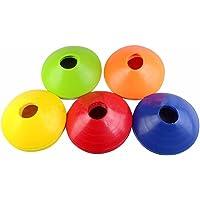 Bigtron Coni a disco per il calcio, calcio e basket Agility Formazione (confezione da 10)