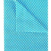 12 piezas (azul) multiusos higiénico limpieza multiusos paños de limpieza de cocina/comedor