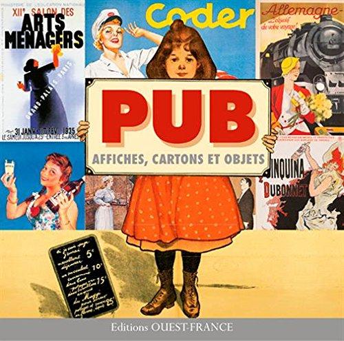 Pub : Affiches, cartons et objets