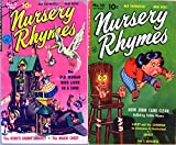 Nursery Ryhmes. Issues 2 and 10. Features Old Woman who lived in a shoes, The Magic chest, Sneezy, Larry and the sandman and more. Golden Age Fairy Tales, ... and childrens comics (English Edition)