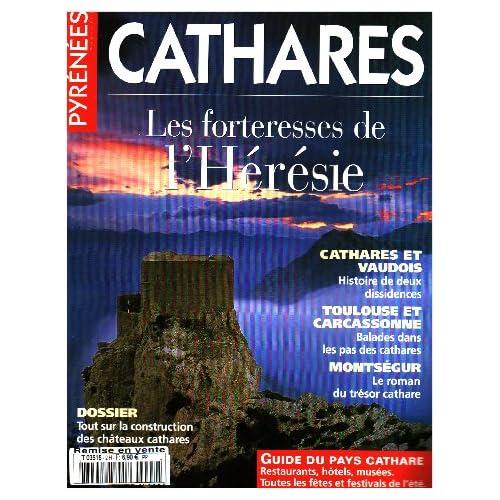 Revue cathares n° hors serie n° 2 / les forteresses de l'héresie