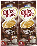 Coffee-Mate Cafe MOCHA contains 50 single serve portions
