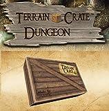 Mantic - KSTCD105 - Terrain Kiste - Dungeon Kiste - Terrain Scenery Für Tabletop 28mm Miniaturen Wargame