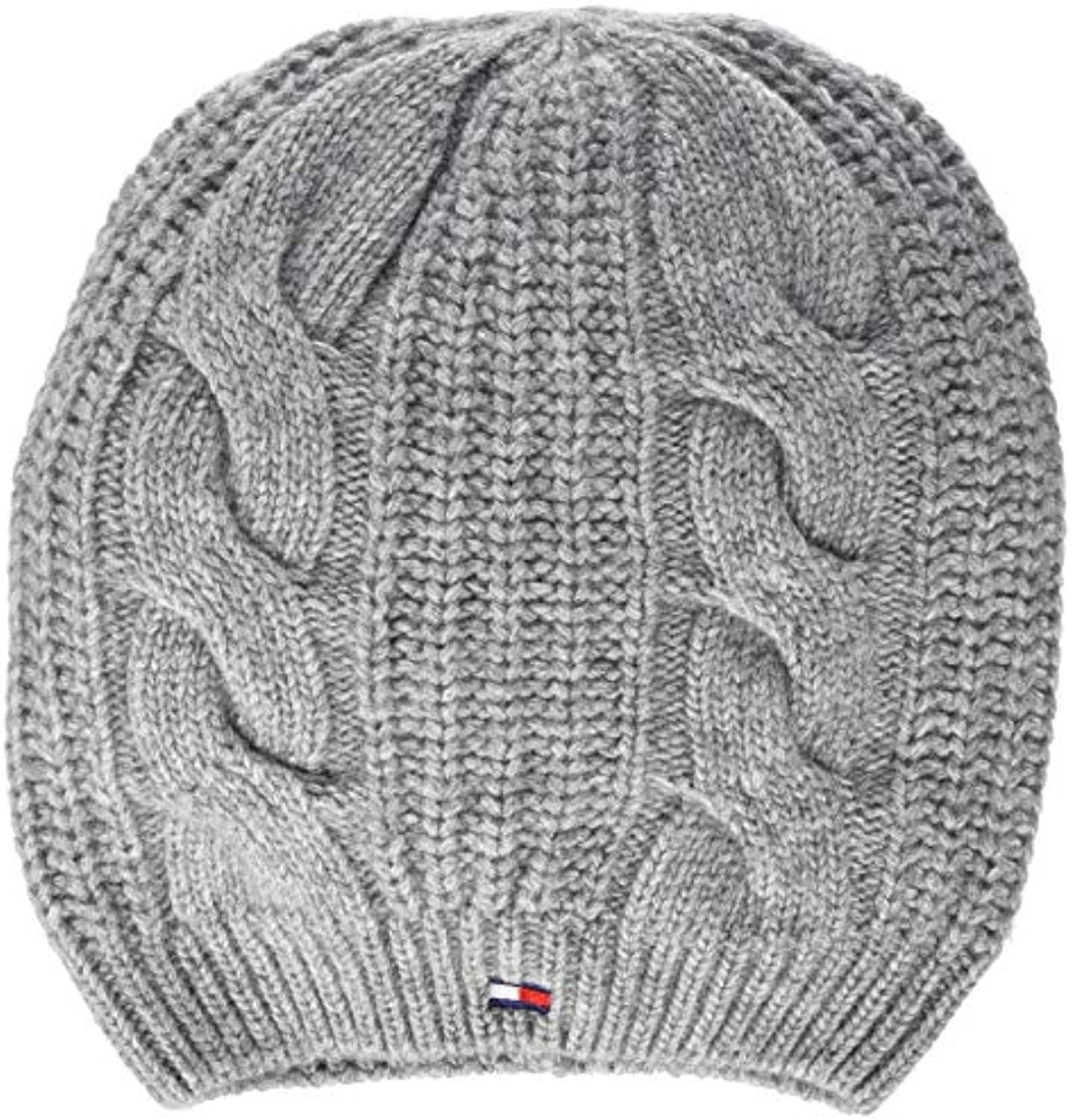 Tommy Basic Hilfiger Basic Tommy Cable Beanie 1b59524cc088