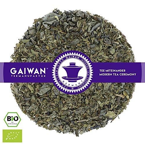 Le Touareg - Bio Grüner Tee lose Nr. 1295 von GAIWAN, 250 g (Arabische Tee Minze)