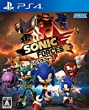 Sega Sonic Forces SONY PS4 PLAYSTATION 4 JAPANESE Version