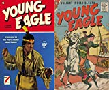 Young Eagle. Issues 2 and 3. Greatest Indian Warrior and Valliant Indian Sleuth. Golden Age Digital Comics Wild West Western (English Edition)