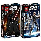 Lego Star Wars 2er Set 75117 75528 Kylo Ren + Rey