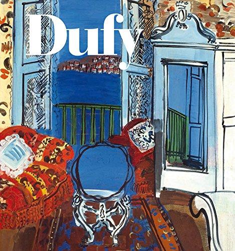 Catálogo exposición Raoul Dufy por Juan Ángel López-Manzanares