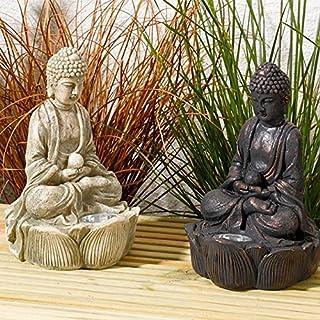 Altuna 1030140ps–Buddha Mit Licht 25cm (Farben sortiert)