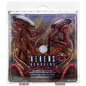 Alien 51625iens 7â € Escala Figura de acción € œgenocideâ € Big Chap y Perro 2Unidades 8