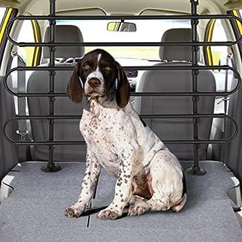MultiWare Grille De Protection Voiture Pour Chien Animaux Guard Dog
