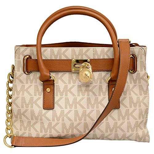 michael-kors-ew-satchel-womens-mk-logo-handbag-tote-purse-white