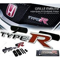 Type R TPR-101 - Emblema para la rejilla