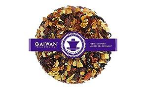 """Núm. 1273: Té de frutas """"Calor de invierno"""" - hojas sueltas - 100 g - GAIWAN® GERMANY - manzana, rosa mosqueta, rooibos, hibisco, almendra"""