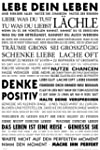 Empireposter - Motivational - Lebe De...
