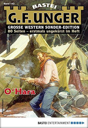 G. F. Unger Sonder-Edition 143 - Western: O'Hara