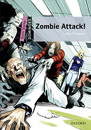 Dominoes Quick Starter. Zombie Attack! MP3 Pack por Lesley Thompson